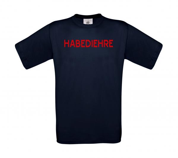 T-Shirt HABEDIEHRE