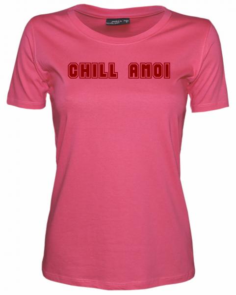 Damen T-Shirt CHILL AMOI