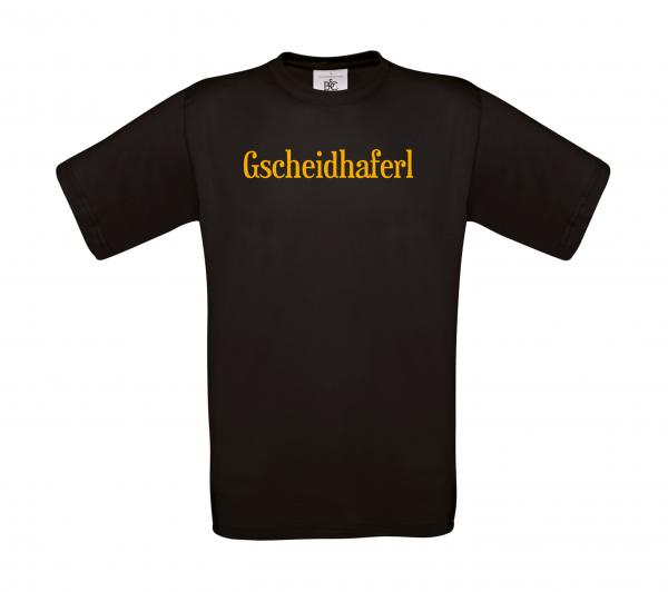 T-Shirt Gscheidhaferl