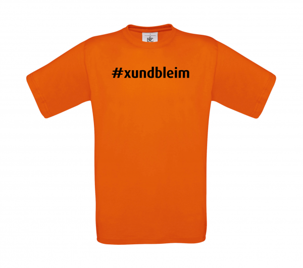 T-Shirt #xundbleim