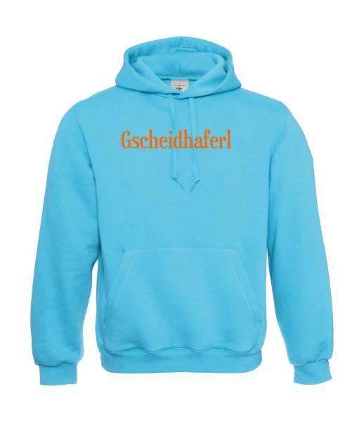 Hoody unisex Gscheidhaferl