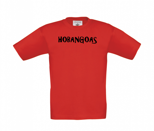 Kinder T-Shirt HOBANGOAS