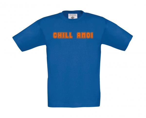 Kinder T-Shirt CHILL AMOI