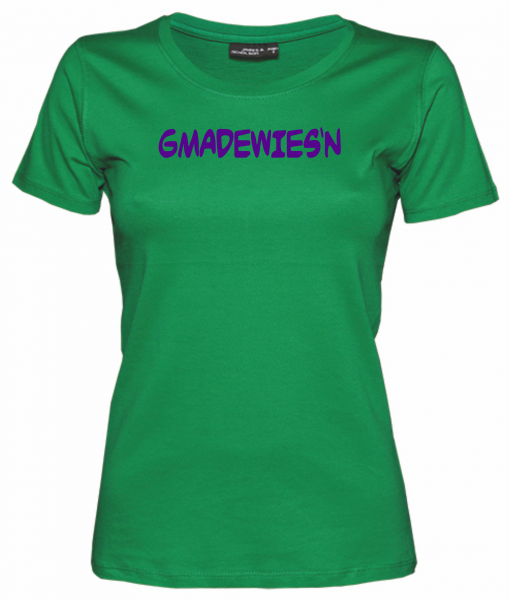 Damen T-Shirt GMADEWIESN
