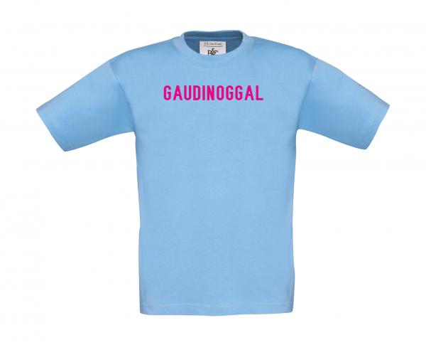 Kinder T-Shirt GAUDINOGGAL