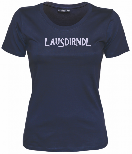 Damen T-Shirt LAUSDIRNDL