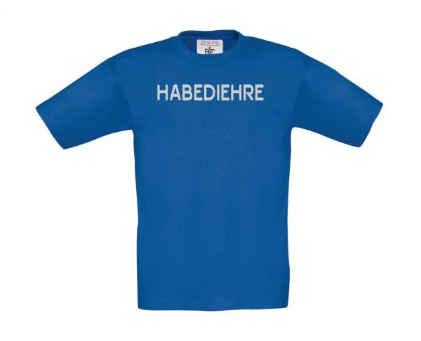 Kinder T-Shirt HABEDIEHRE